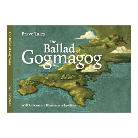 The Ballad of Gogmagog book cover