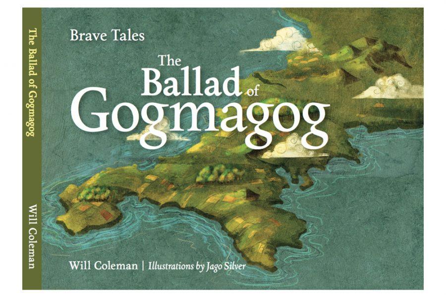 The Ballad of Gogmagog book cover