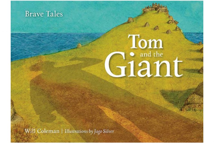 Tom and the Giant book cover