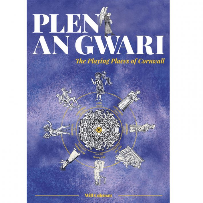 Plen An Gwari Cornish book