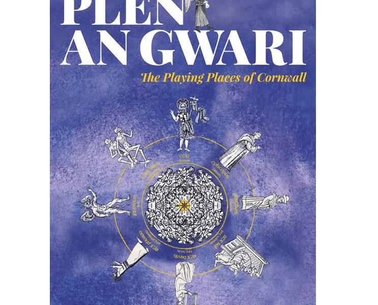Plen An Gwari Cornish book