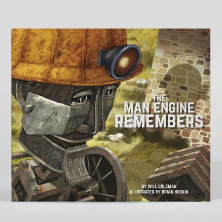 The Man Engine remembers book cover