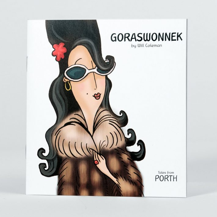 Goraswonnek book cover