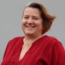 Vicki is Company Manager and the glue that holds our projects and people together